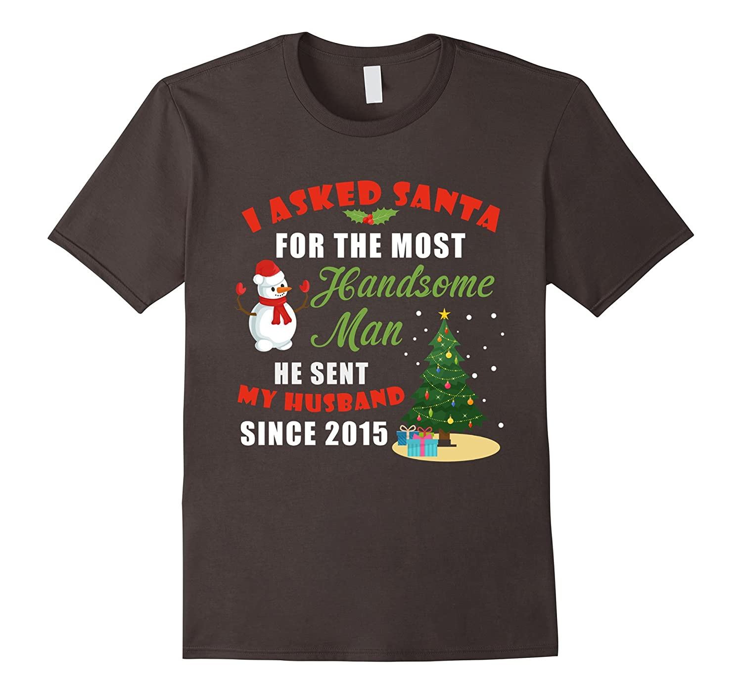Christmas Shirt For Wife. 2nd Anniversary Gift From Husband.-ANZ ...