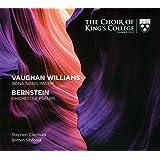 Vaughan Williams: Dona Nobis Pacem/Bernstein: Chichester Psalms