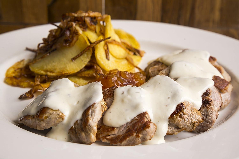 Knorr Garde DOr Salsa Queso Gouda líquida lista para usar brik 1L: Amazon.es: Alimentación y bebidas