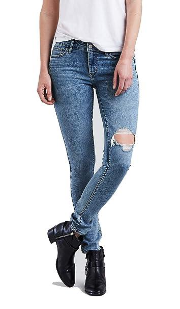 Amazon.com: Levis 711 - Pantalones vaqueros para mujer ...