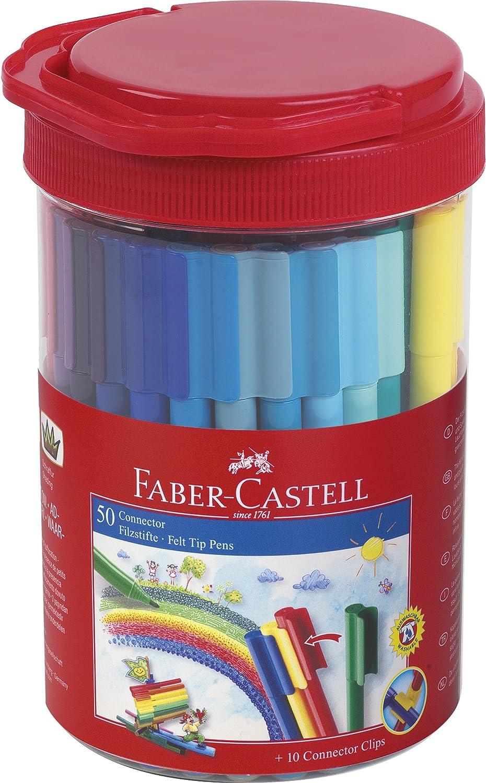 Faber-Castell 155510-10 pennarelli colorati Iden Nürnberg Region Süd GmbH F155510