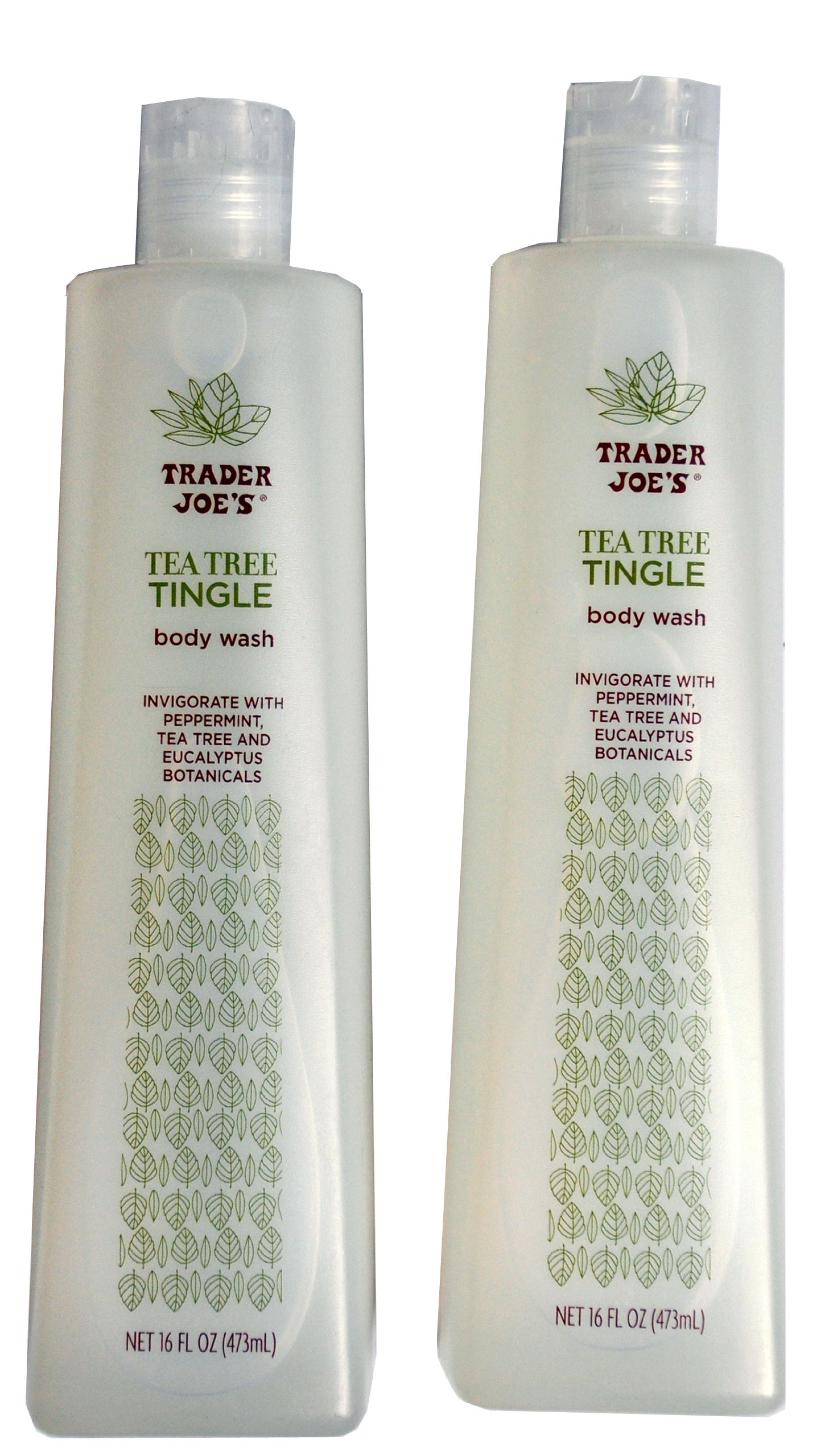 trader joe 39 s tea tree tingle shampoo with peppermint tea tree and eucalyptus. Black Bedroom Furniture Sets. Home Design Ideas