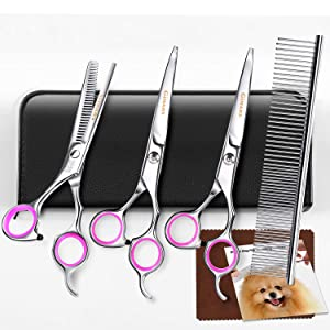 Gimars Dog Grooming Scissors