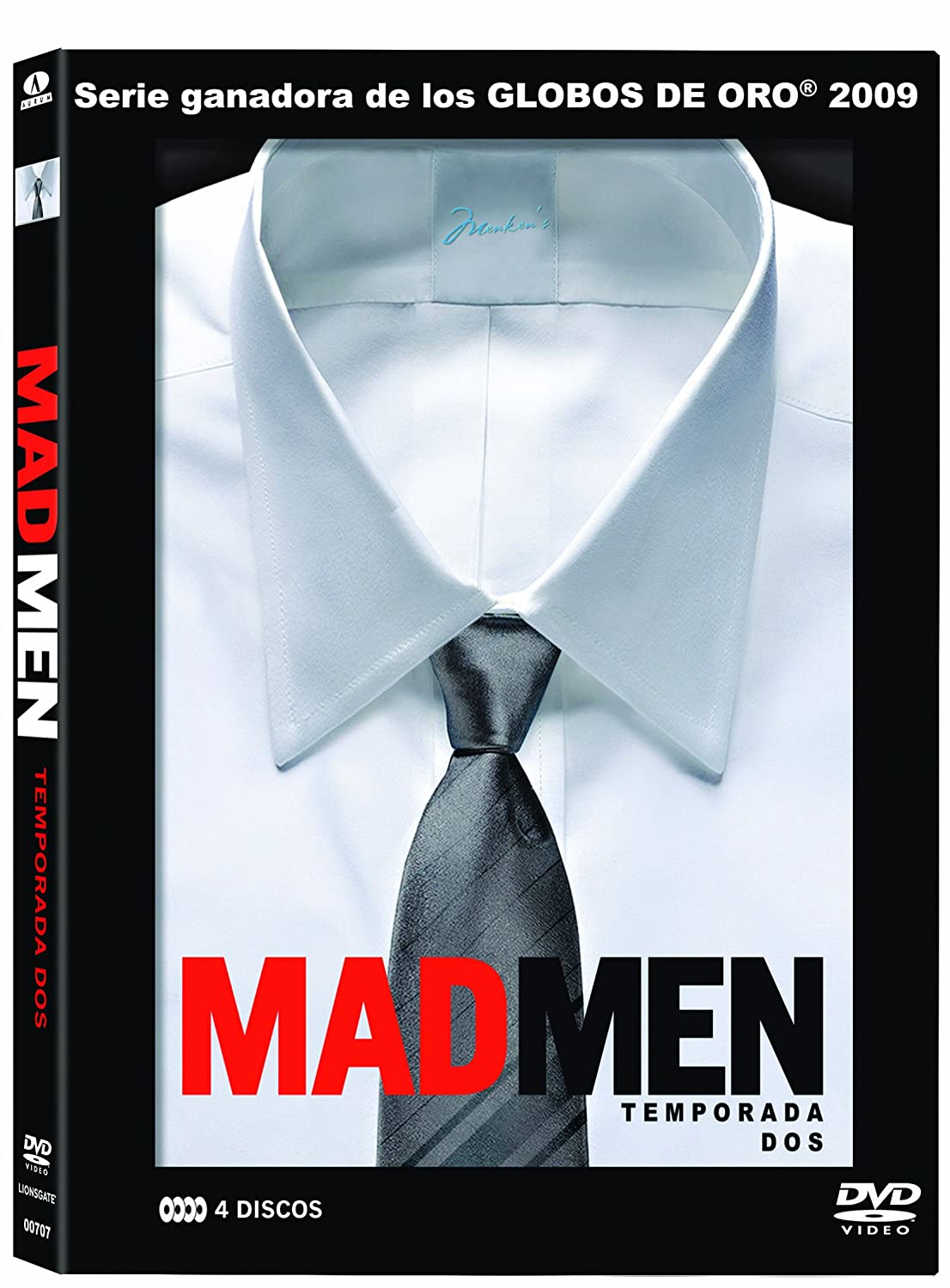Mad Men - Temporada 2 (Dvd Import) [2008]: Amazon.de: Jon ...