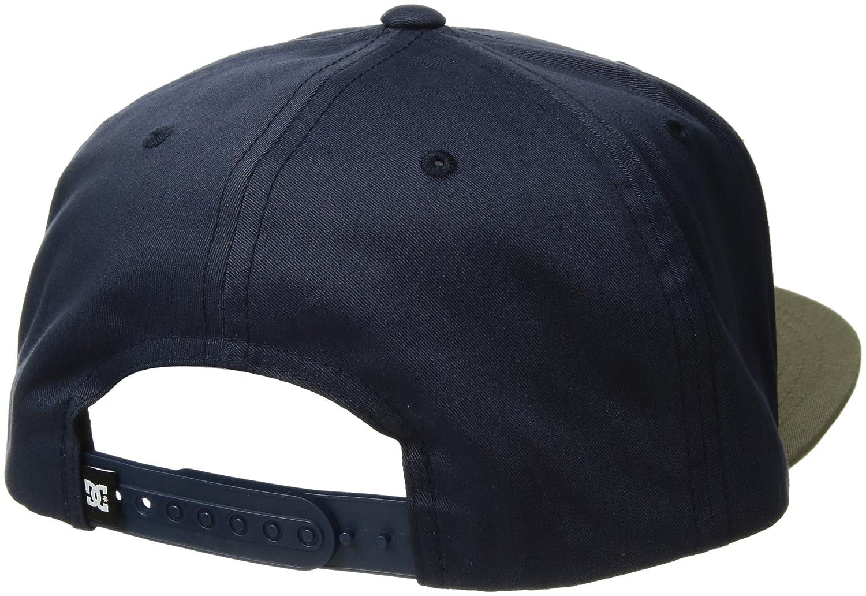 DC Hombres Snappy Gorra de béisbol - Azul - : Amazon.es: Ropa y ...