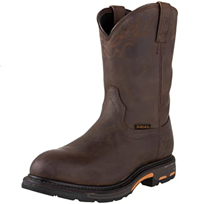 ARIAT Men's Workhog H2o Work Boot | Industrial & Construction Boots