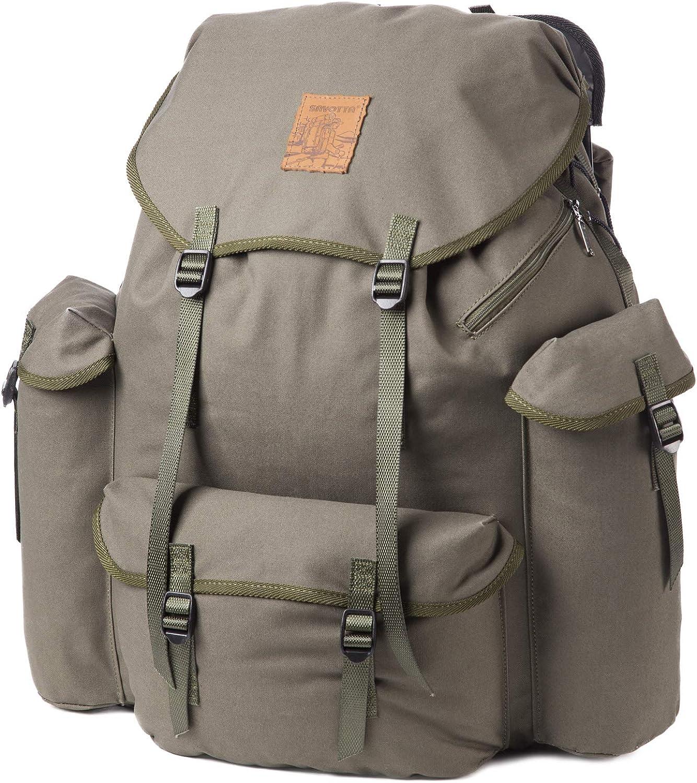 Savotta Saddle Saco 339 Mochila algodón: Amazon.es: Deportes y aire libre