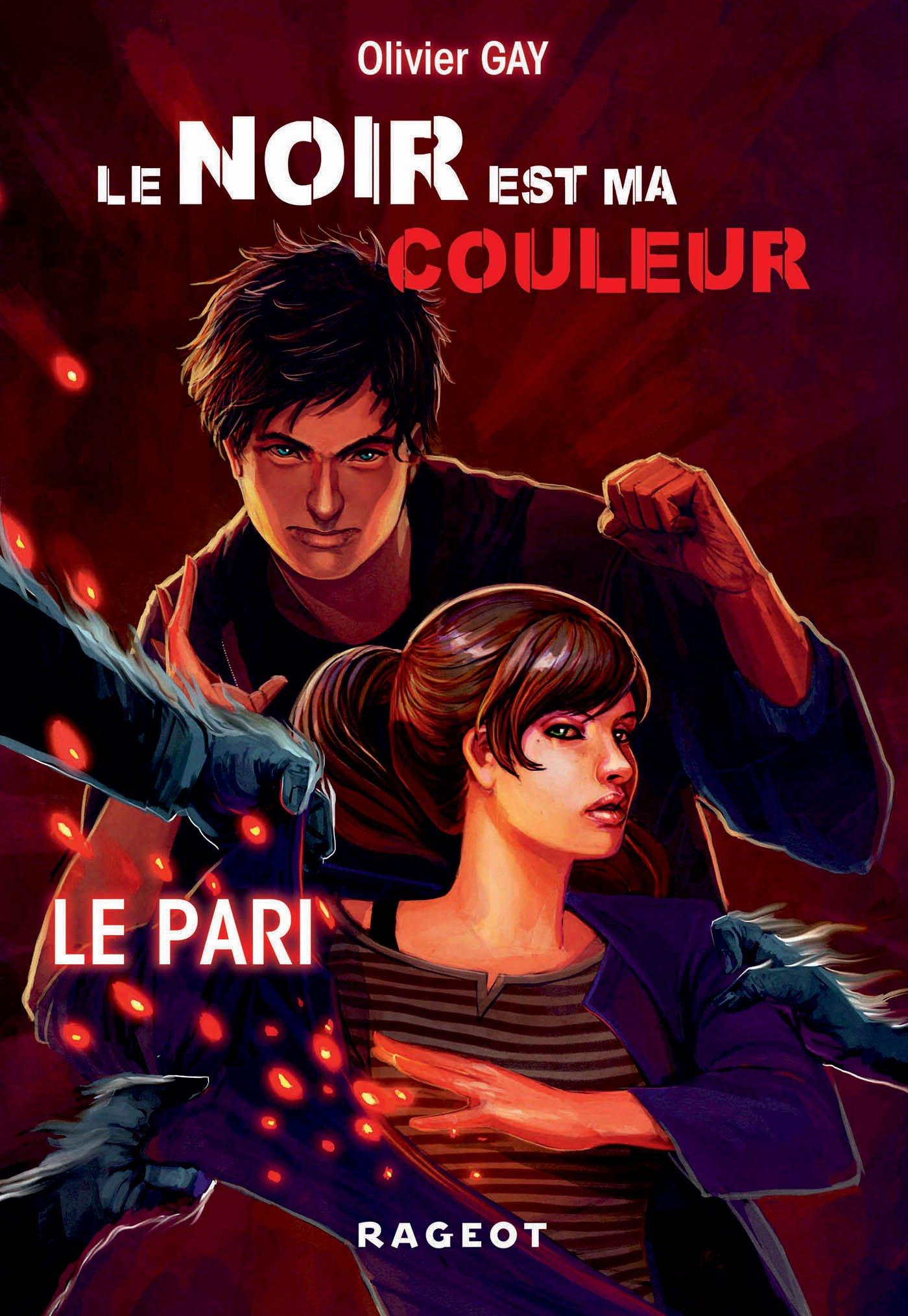 Amazon.fr   Le noir est ma couleur : Le pari (tome 1)   Olivier
