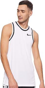 Nike M Nk Dry Classic Jersey Tank de Baloncesto, Hombre ...