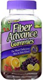 FiberAdvance Gummies, 90 Count