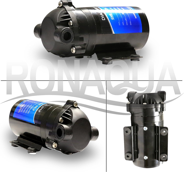 Ronaqua RA-BP-50 RO Booster Pump From sides