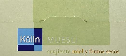 Kölln Mueslis de Avena con Miel y Frutos Secos - 500 gr: Amazon.es: Alimentación y bebidas