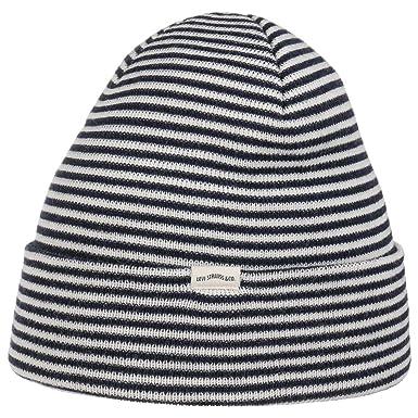 0db4e0f451d9d Levi s Men s Stripe Beanie  Amazon.co.uk  Clothing