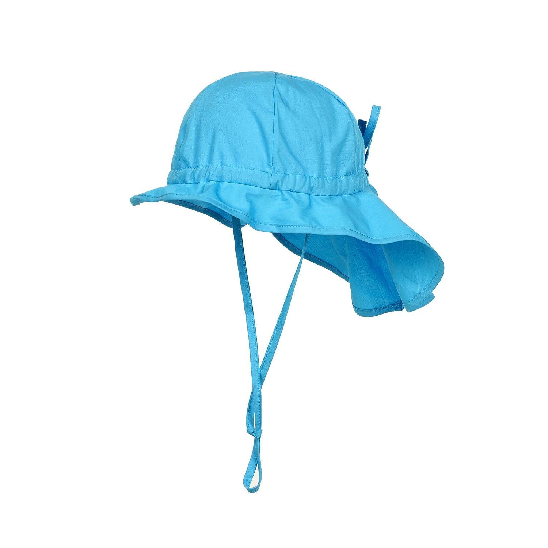 Döll Dolli Sonnenhut Mütze Kinderhut Sonnenschutz UV Schutz 20 Mädchen Hut NEU