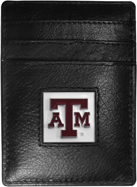 Siskiyou Sports NCAA Unisex Leather Cash /& Cardholder