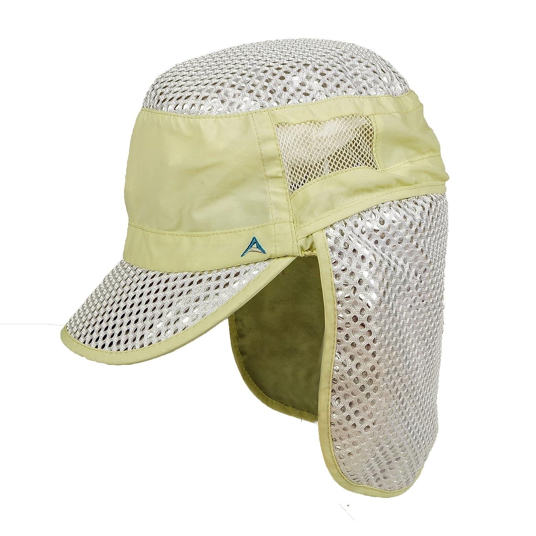 ba1390342884f Amazon.com  Alchemi Sun Hats Sun Desert Hat