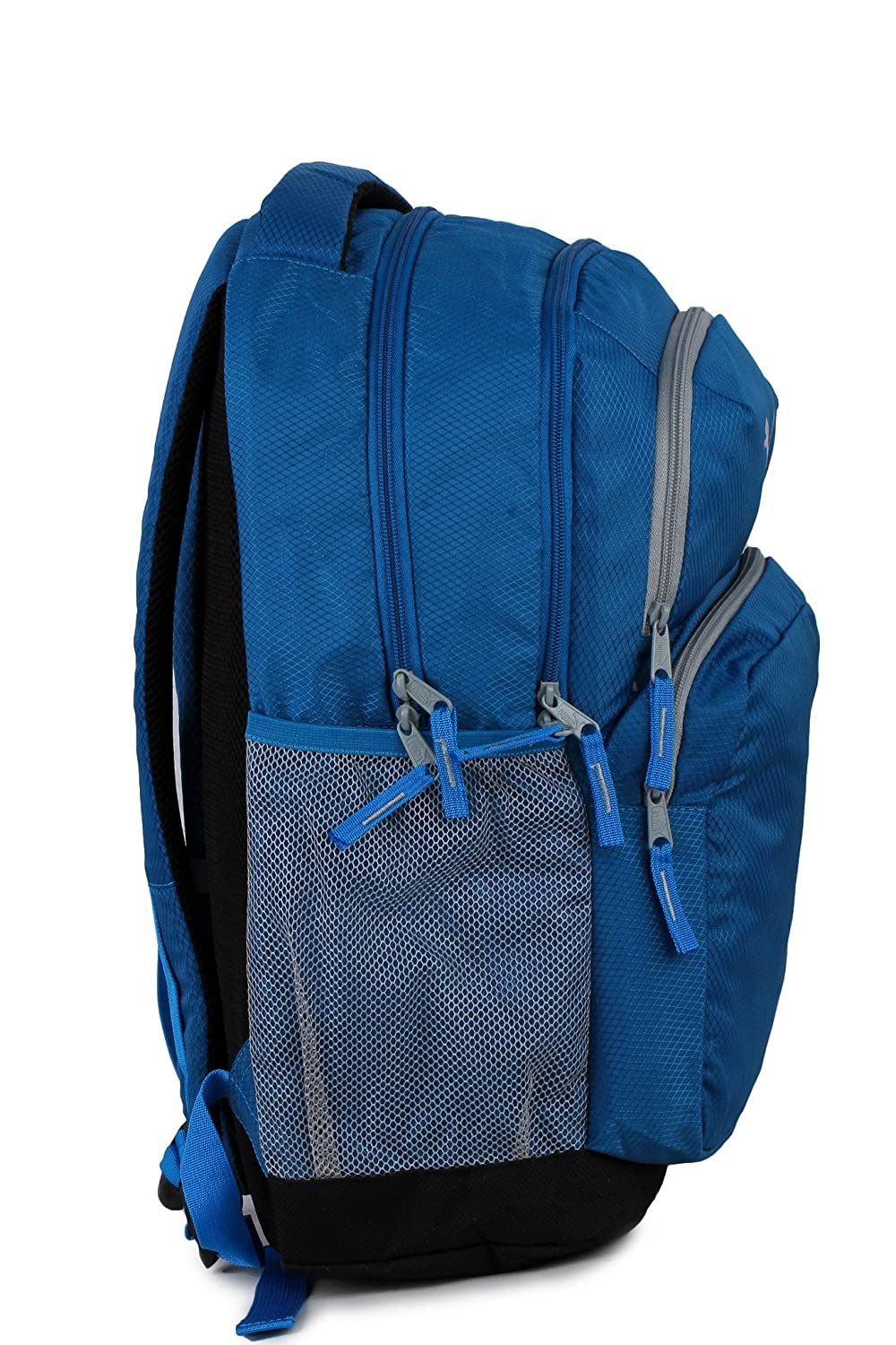 12de9952ee35 Puma 22 Ltrs Hawaiian Surf and Quarry Casual Backpack (7554601) Blue   Amazon.in  Bags