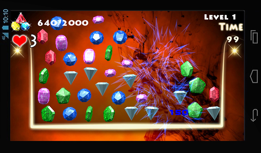 Toy Blast Update For Kindle : Jewels blast diamond pro amazon appstore for