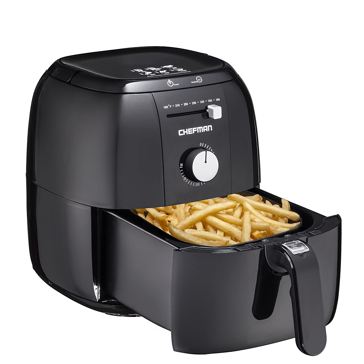 chefman air fryer reviews rj38 air fryer bestairfryerhub. Black Bedroom Furniture Sets. Home Design Ideas