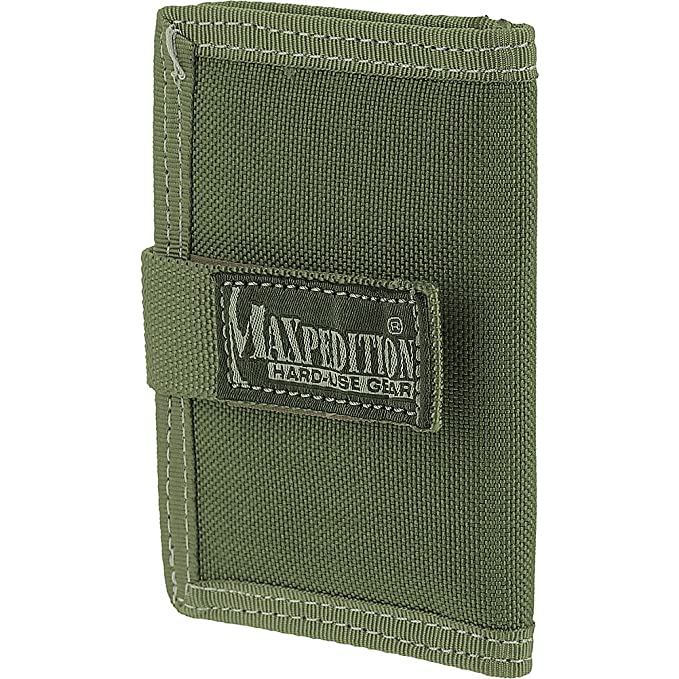 Maxpedition Urban Wallet - Green - One Size: Amazon.es: Equipaje