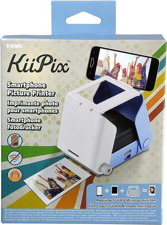 Impresora fotográfica KiiPix | compatible con Smartphone ...