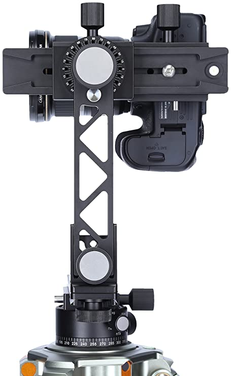 Amazon.com : Rollei Panoramic Head 200 Mark II - Tripod Head ...