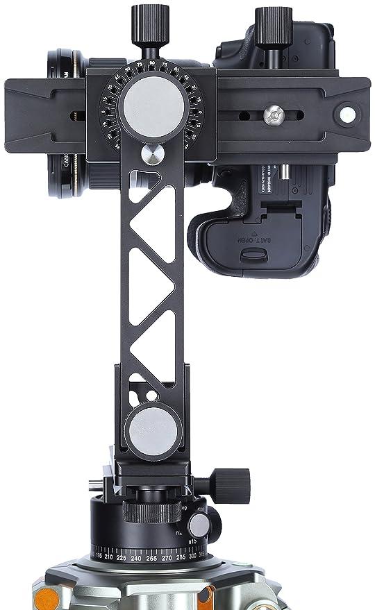 Amazon.com : Rollei Panoramic Head 200 Mark II - Tripod Head ...