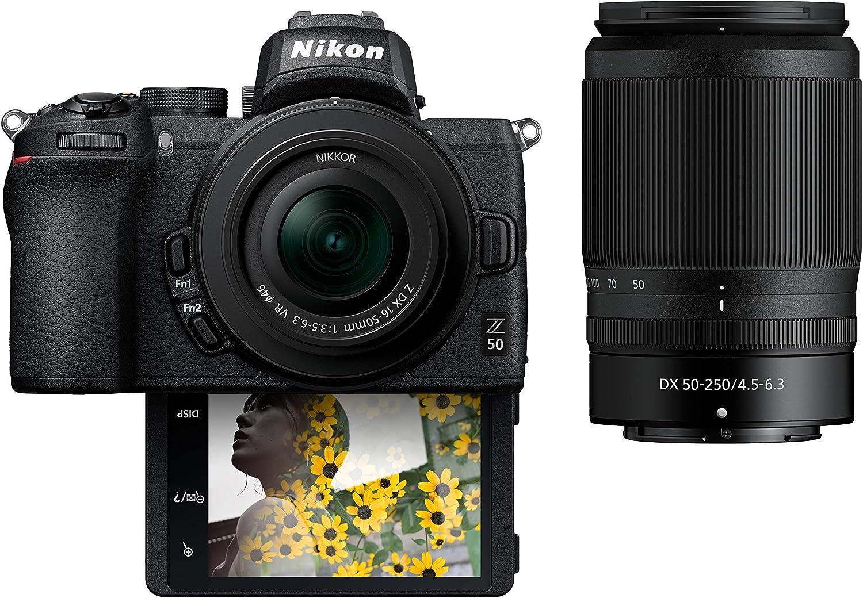 Nikon Z50 - Best DSLR for Night Photography