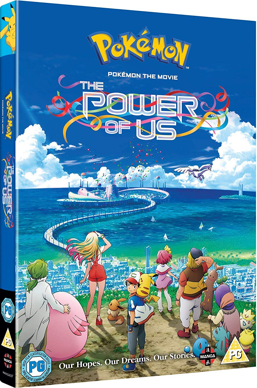 Amazon Com Pokemon The Movie The Power Of Us Dvd Movies Tv