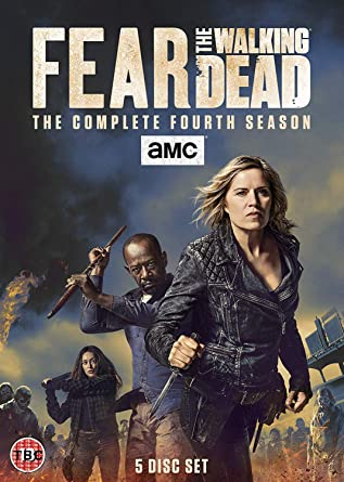 Amazon.com: Fear The Walking Dead Season 4 [DVD] [2018]: Movies & TV