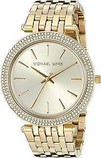 3dcf1e3eadde Amazon.com  Michael Kors Women s Darci Rose Gold-Tone Watch MK3192 ...