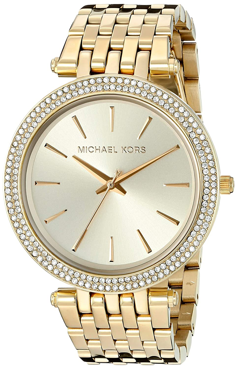 354ea02dc4b1 Amazon.com  Michael Kors Women s Darci Gold-Tone Watch MK3191  Michael Kors   Watches