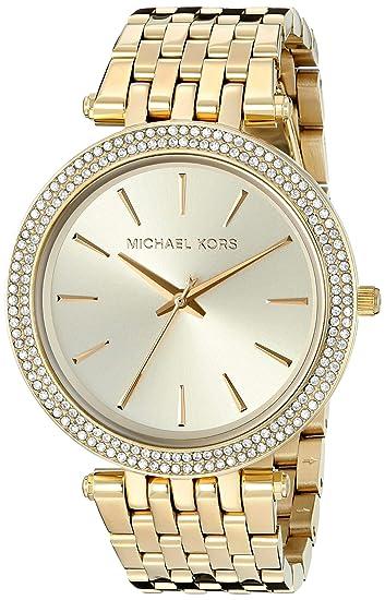 Michael Kors MK3191 - Reloj de pulsera para mujer  Amazon.es  Relojes 175c205ace5e
