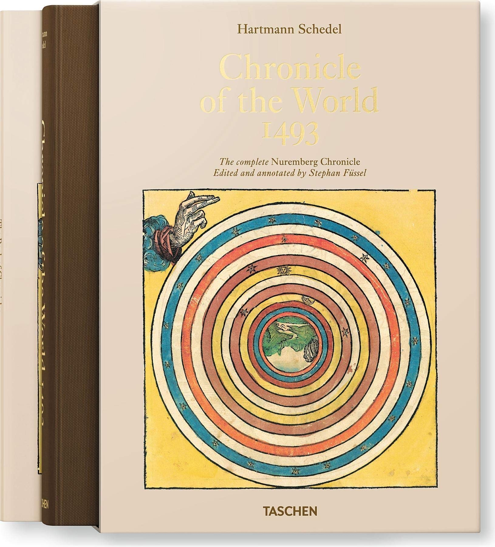 Schedel. Chronicle Of The World   1493  25