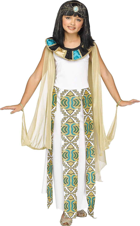 Cleopatra CHILD Costume Size M Medium 7-8 NEW Disguise