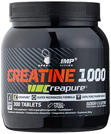 the latest cheap for discount shop Amazon.com: Olimp Creatine 1000 - Pack of 300 Tablets by ...