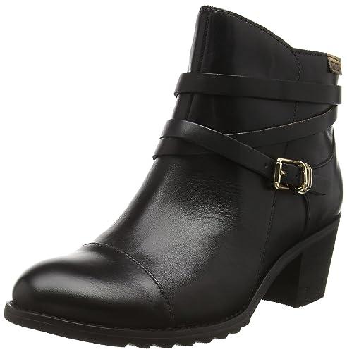 Pikolinos Andorra 913_i16, Botines para Mujer: Amazon.es: Zapatos y complementos