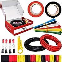tama/ño a elecci/ón 150/W//m/² con dobles cables y termostato Digital BodenW/ärme Red calentadora el/éctrica para suelo