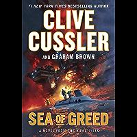 Sea of Greed (The NUMA Files Book 14)