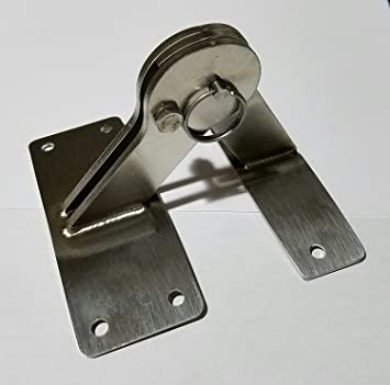 Weber KETTLE Lid HINGE Kit 22.5 26.75 Smoker Grill One touch BBQ stainless quick release & Amazon.com : Weber KETTLE Lid HINGE Kit 22.5 26.75 Smoker Grill ...