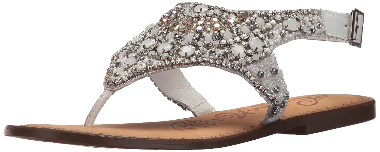 66753776166e Amazon.com  Naughty Monkey Women s Ice Berg Sandal  Shoes
