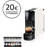 Nespresso Krups Essenza Mini XN1101 - Cafetera monodosis