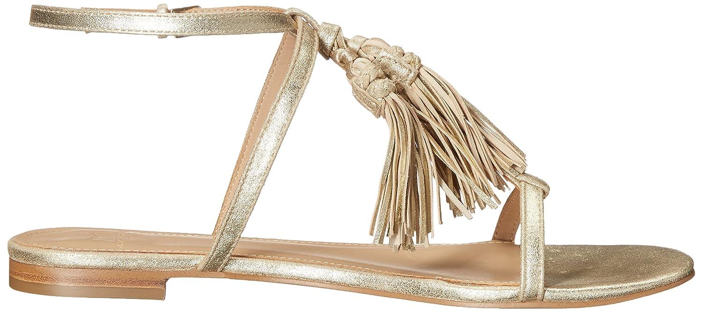 Marc Fisher LTD Womens Crystal Flat Sandal