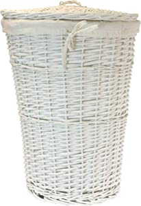 Cloth Liner - White (Basket not included))