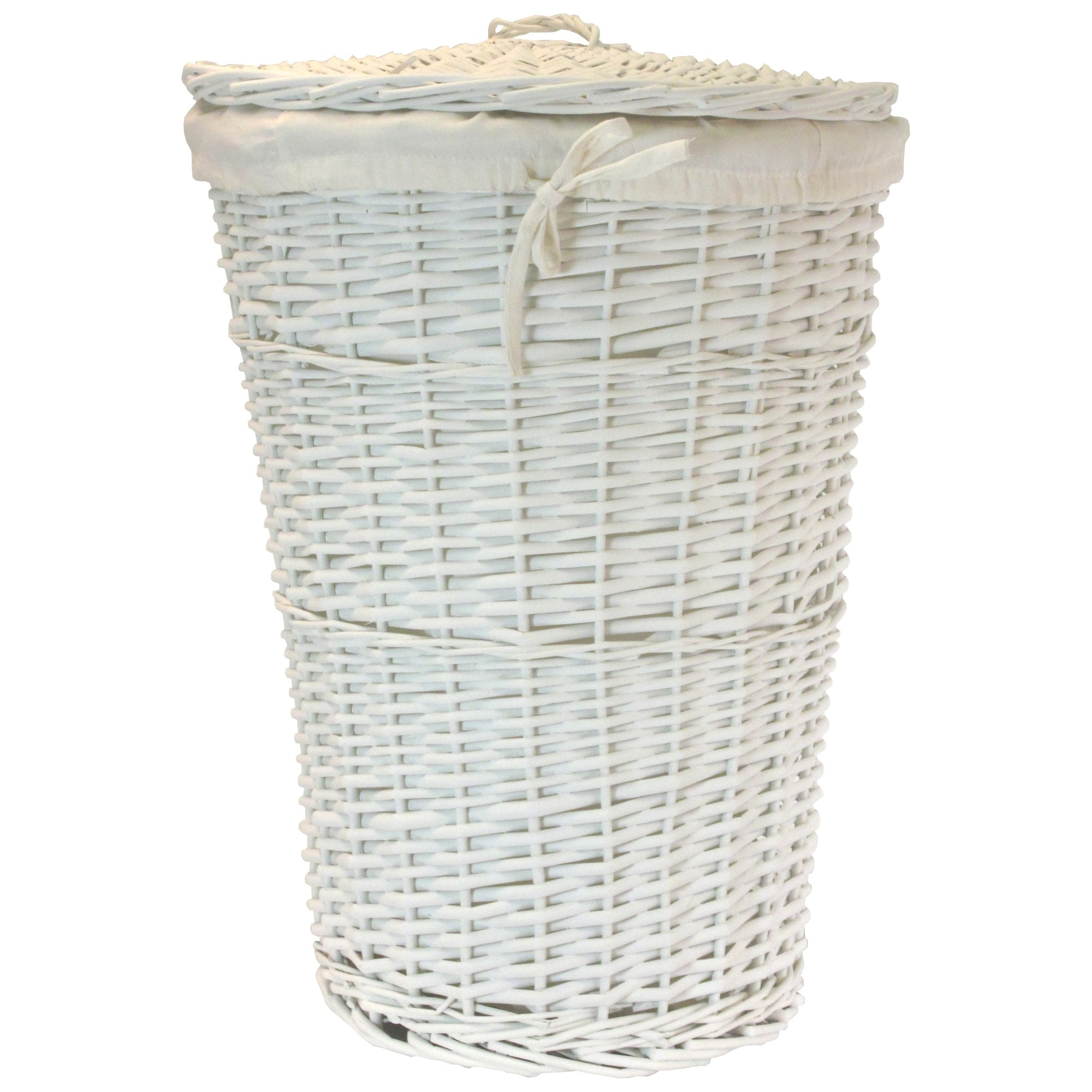 Redmon Cloth Liner - White (Basket not included)