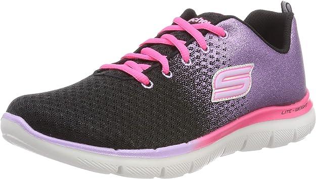 Imagen deSkechers Skech Appeal 2.0-Get Em Glitt, Zapatillas Deportivas para Interior para Niñas