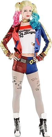 SUIT YOURSELF Disfraz de Harley Quinn de Propiedad del Joker ...