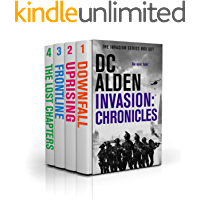 INVASION: CHRONICLES: A Military Action Box Set (The Invasion UK Series)