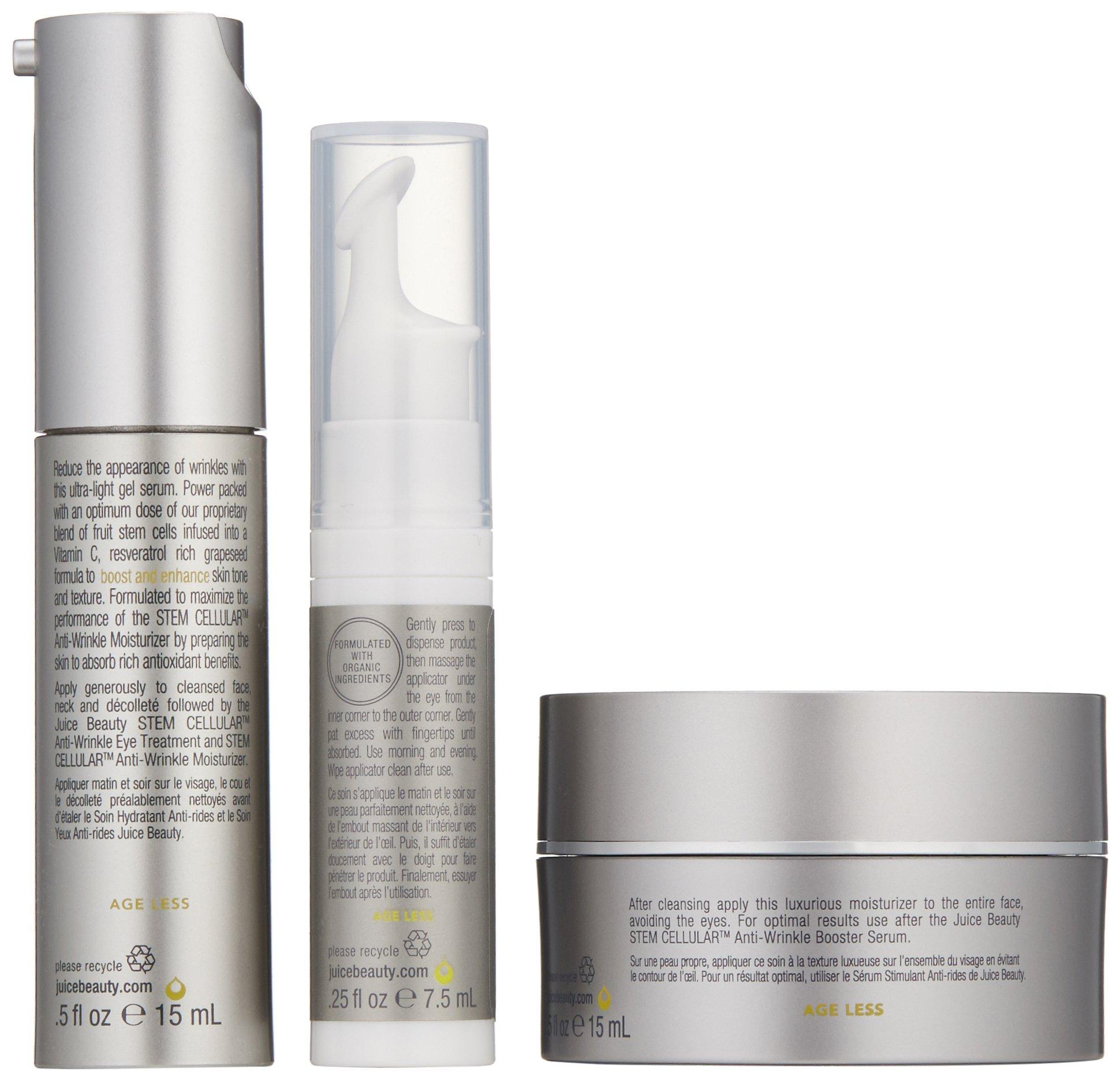 Juice Beauty Stem Cellular Anti-Wrinkle Solutions Kit by Juice Beauty (Image #5)