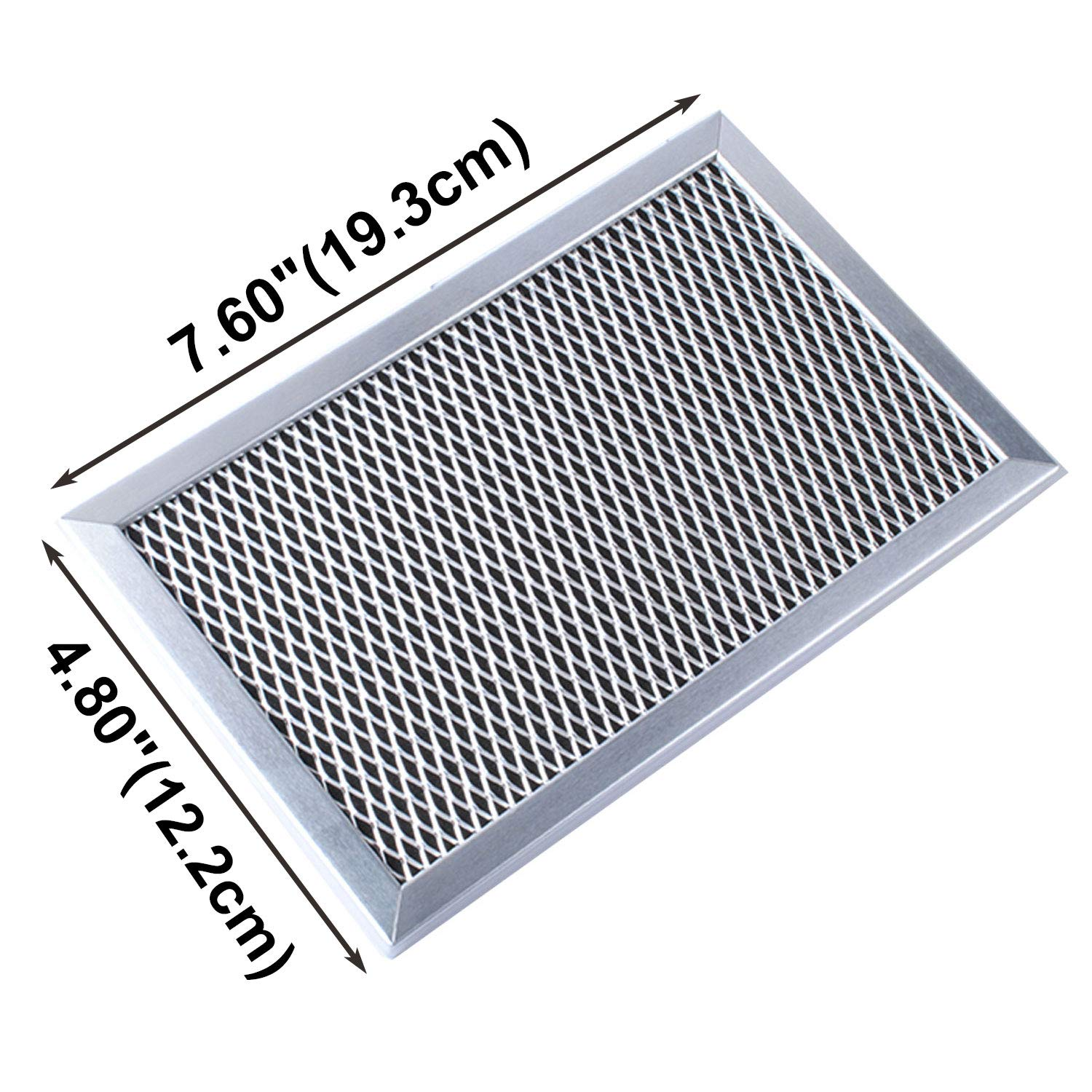 5230W1A011C LG Electronics Microwave Oven Charcoal Carbon Filter Replacements